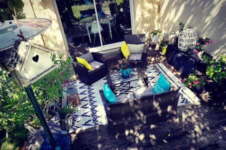 Guest house en bourgogne cocooning et confortable