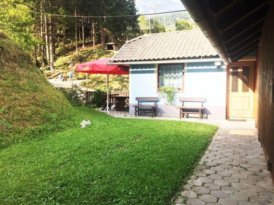 This apartment is situated in a great place to explore the Logar Valley and around, it is a really beautiful area. The host is extremely friendly and goes out of his way to help. Their restaurant serves great local food ...  Jackie, August 2018