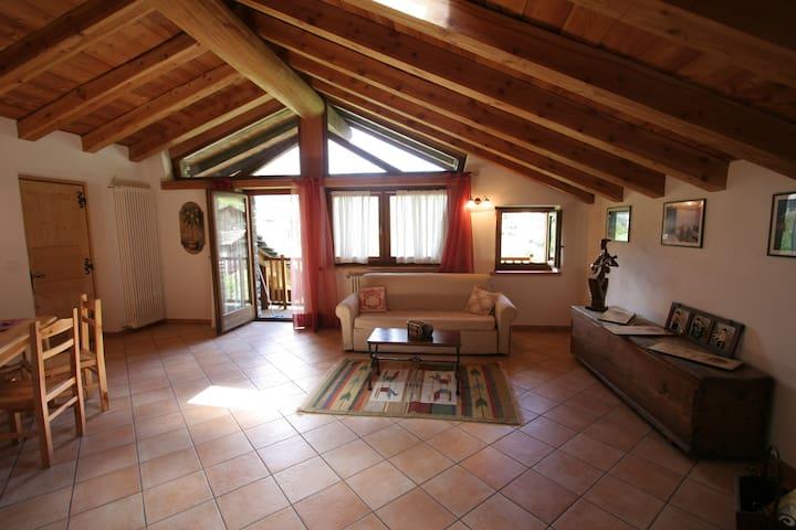 Chez Luboz - Appartamento Planaval