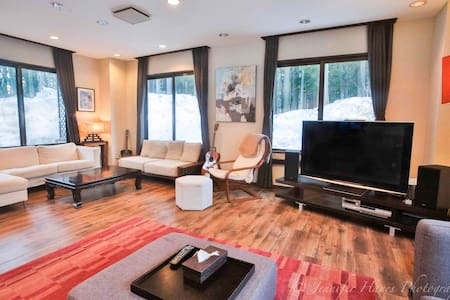 Cool Mountain Retreat at Morino Lodge - Hakuba-mura - Bed & Breakfast