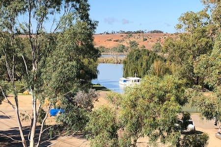 Mannum Marine Homestead - Greening's Landing