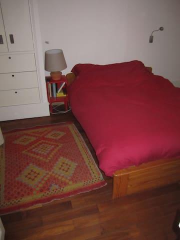 Appartement de 3 pièces pour 2 personnes