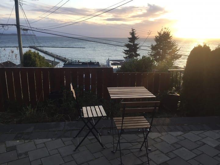 Sea View Inn Vancouver Sea View private suite