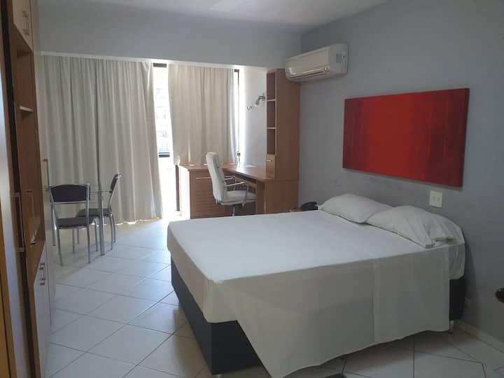 GARVEY melhor e mais barato apart-hotel