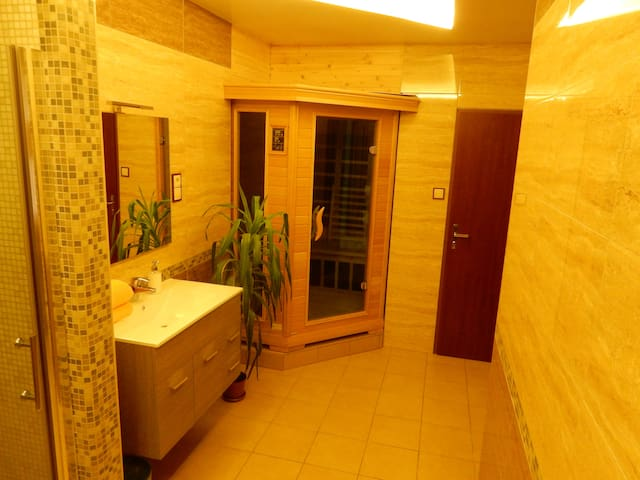 Family apartment with Private Sauna - Poprad - Apartemen berlayanan