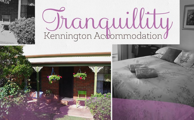 Tranquility in the Central Victorian Goldfields