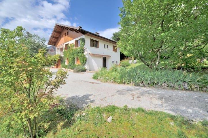 Appartement tout confort au bord du lac d'Annecy - Veyrier-du-Lac - Apartment