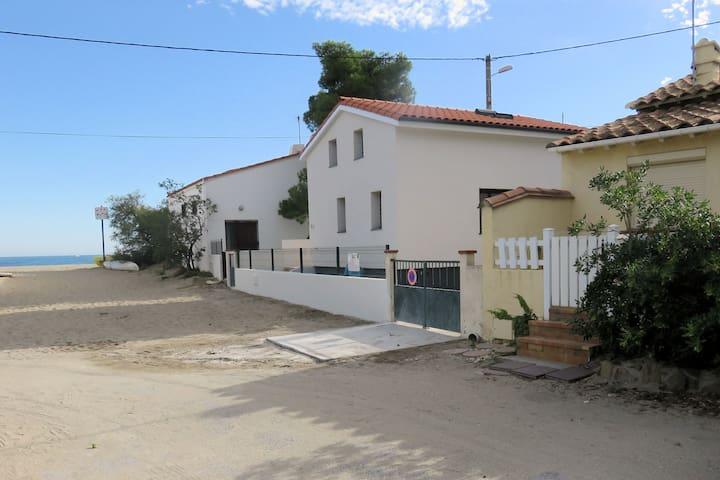 agréable maison 6/8 personnes  50 mètres  rivage - Argelès-sur-Mer - Huis