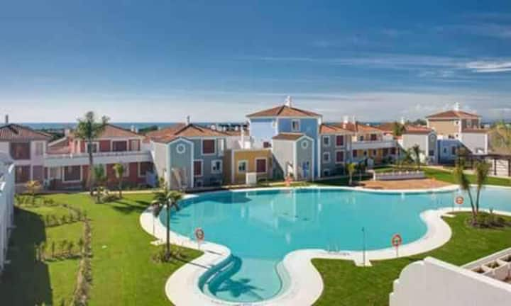 Luxury 2 bedrooms apartment Cortijo del Mar