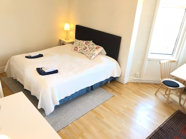 Nice large room in the center of Gothenburg