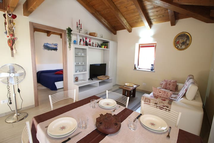 The Old Barn Apartment - Solo Affitti Brevi