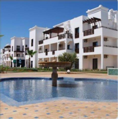 Jardins de la médina/ Proximité plage et Marina - Saidia