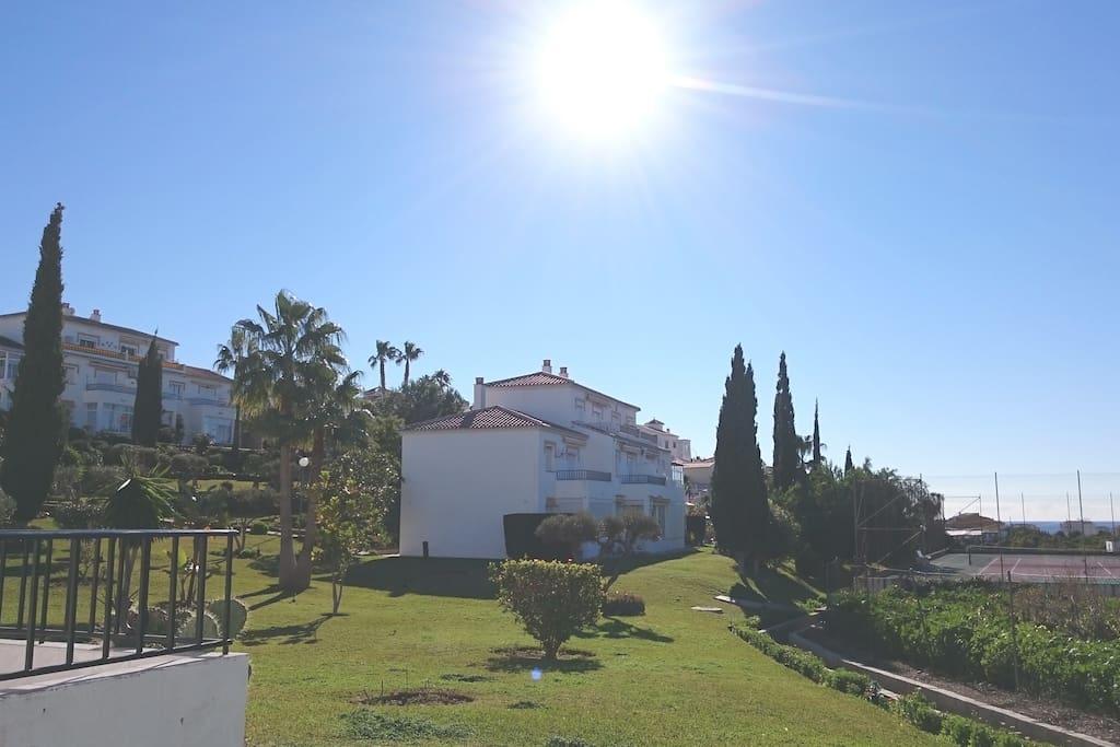 Torrox Park Garden Flat Andalucia Wohnungen Zur Miete In
