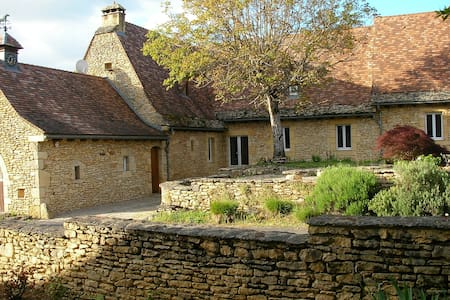 Le Logis de Contie, gîte de 220 M2 - Archignac - Casa