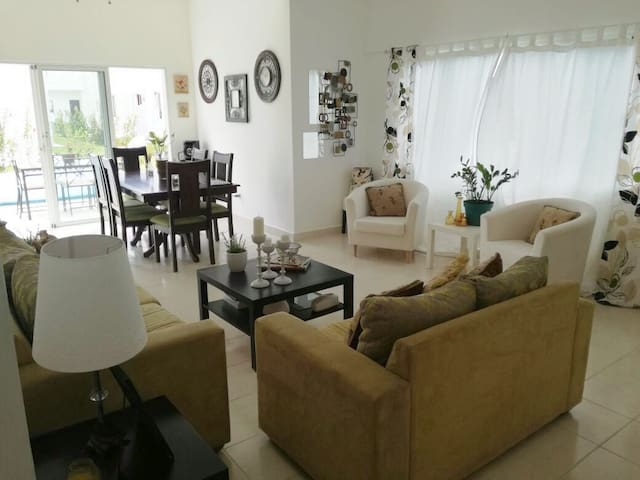 Comfortable & Peaceful House - Punta Cana - Huis