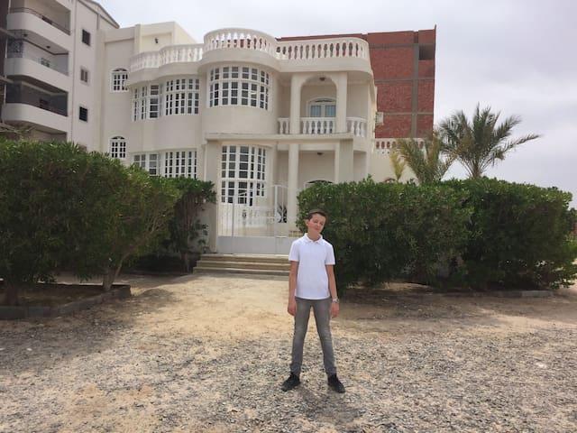 Villa Salam red-sea - Qesm Hurghada - House