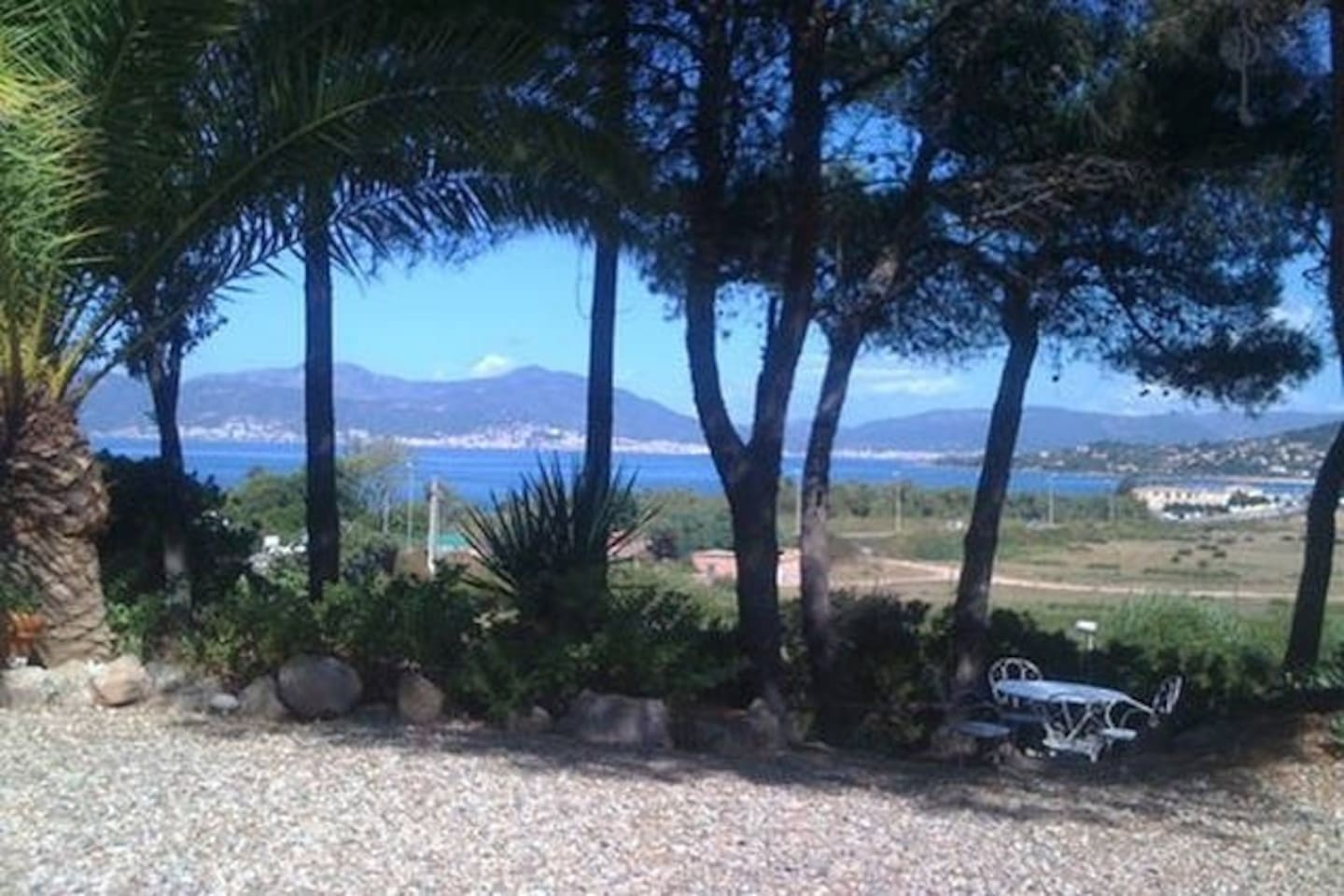 Welcome to one of the most beautiful panorama of Ajaccio Gulf