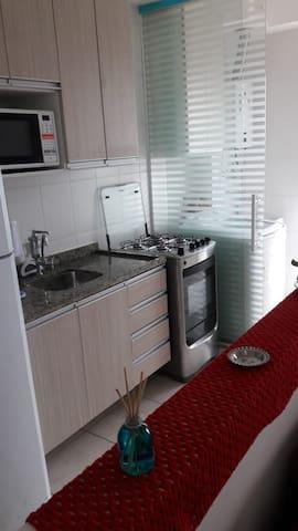 Apartamento 2 dorm. Cidade Ocian Praia Grande 300