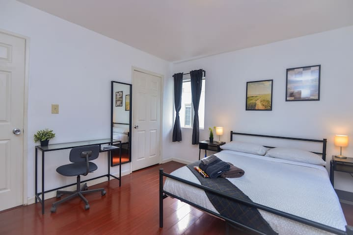 W.A3- Clean Private Room Hollywood offered AT COST