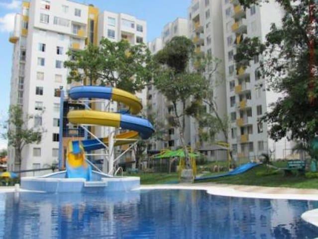 Apartamento  nuevo en Ibague (acuaparque) - Ibagué - Appartamento