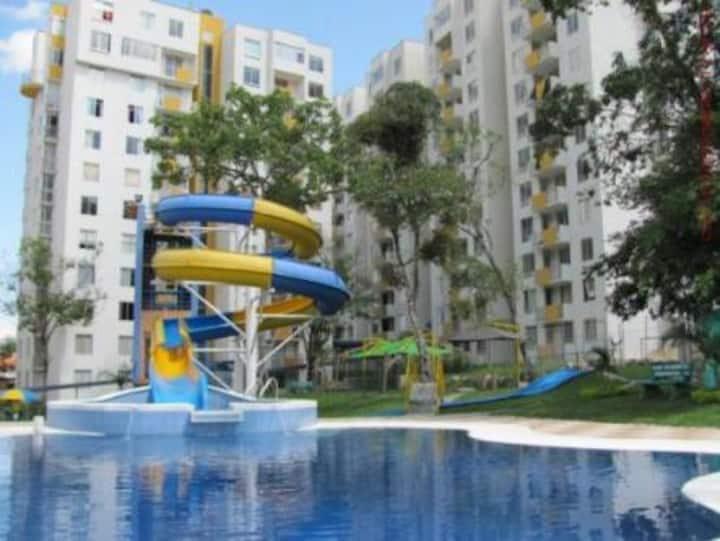 Apartamento  nuevo en Ibague (acuaparque)