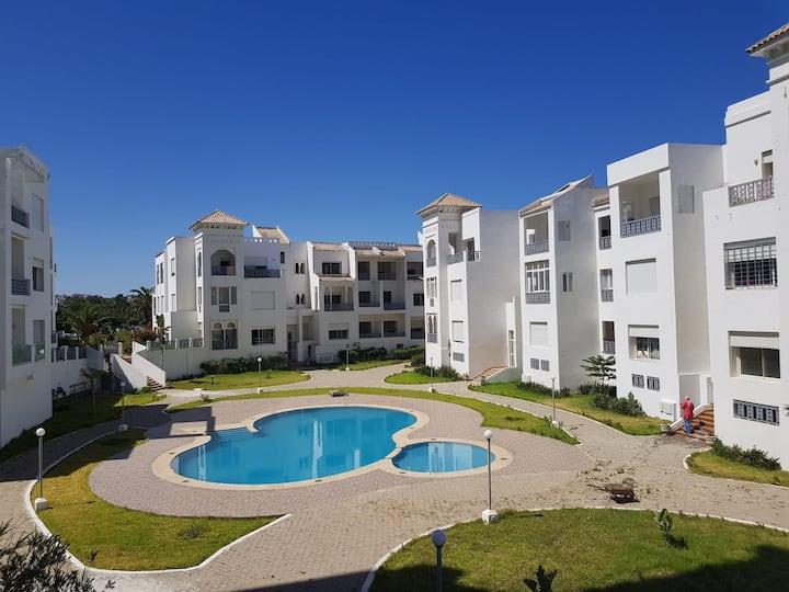 My dream Home in Tangier , Malabata