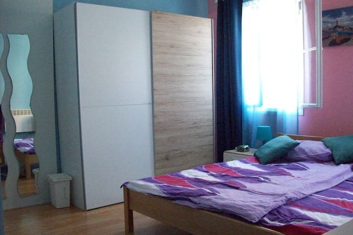 Matrimonial bed room - Karlovac - Apartment