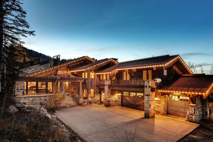 Luxury Ski-in/Ski-out home on Park City Mountain - Park City - House
