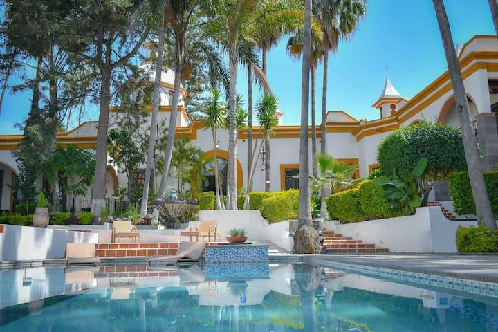 Habitación Hacienda San Isidro Hotel & Spa