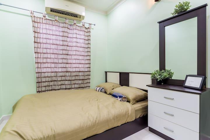 #1 Two A Comfy & Clean Homestay! 12min KL Hotspots - Kuala Lumpur - Huis