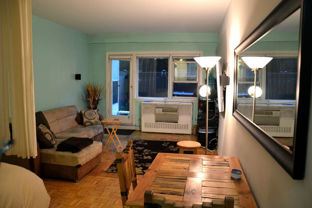 Lovely studio in midtown appartamenti in affitto a new for Affitto monolocale new york