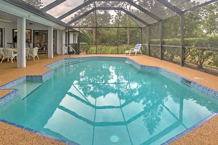 3BR North Fort Myers House w/ Private Pool! - North Fort Myers - Casa