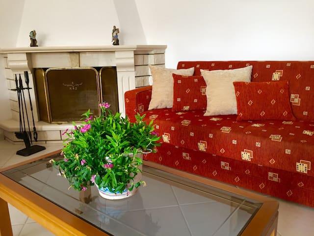 Charming cosy villa in Corfu - Dassia - Flat