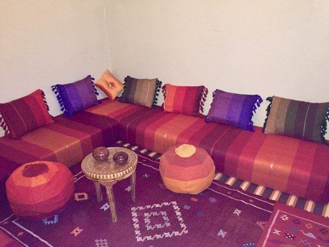 ruhiges orientalisches Apartement in Colomina - Sidi Ifni - Apartment