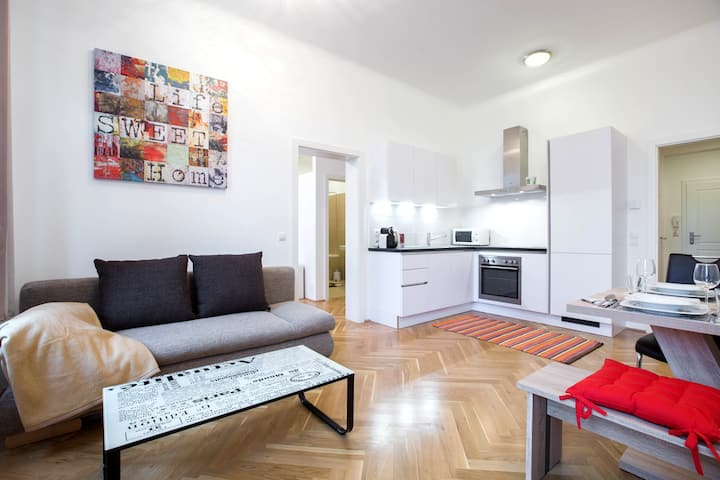 Gorgeous Apartment near city center and Prater