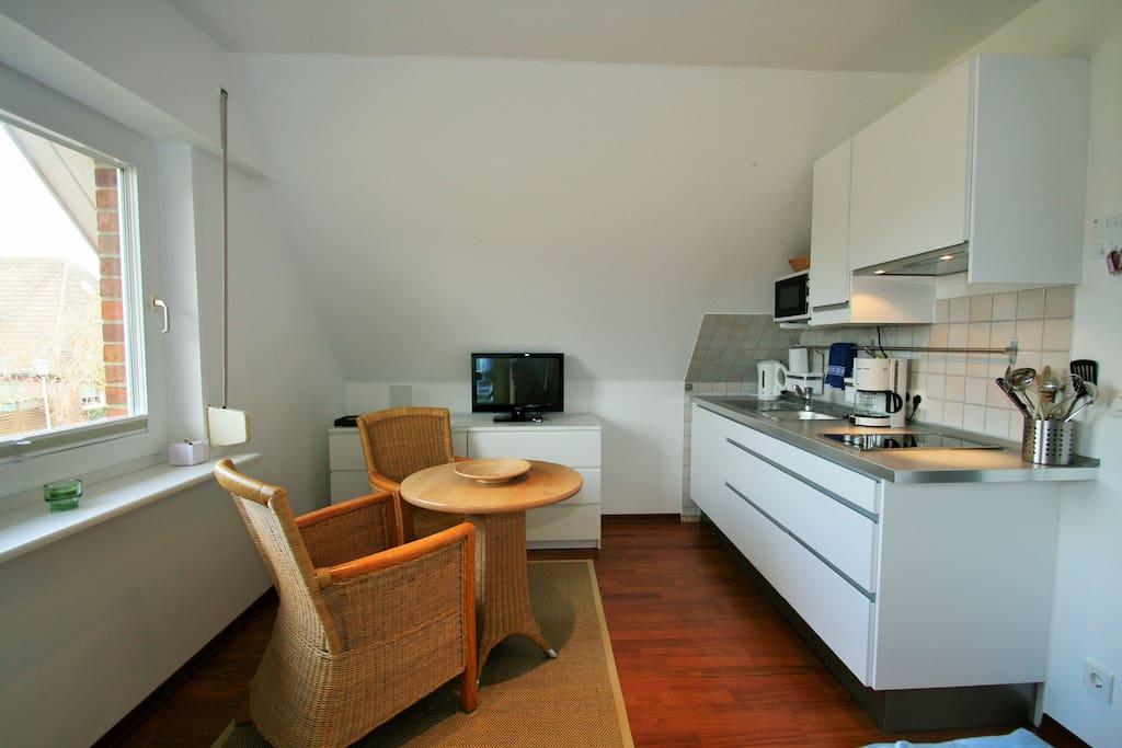 ferienwohnung am wyker stadtwald klein aber fein wohnungen zur miete in wyk auf f hr. Black Bedroom Furniture Sets. Home Design Ideas