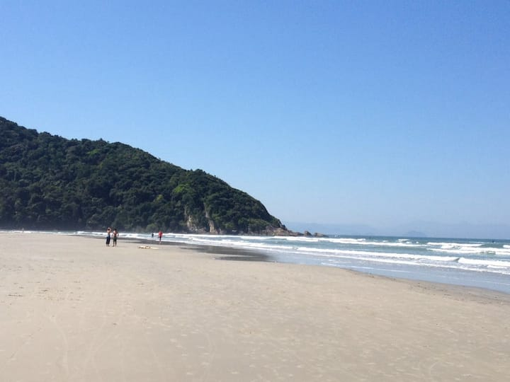 Chales bertioga a 600 m da praia