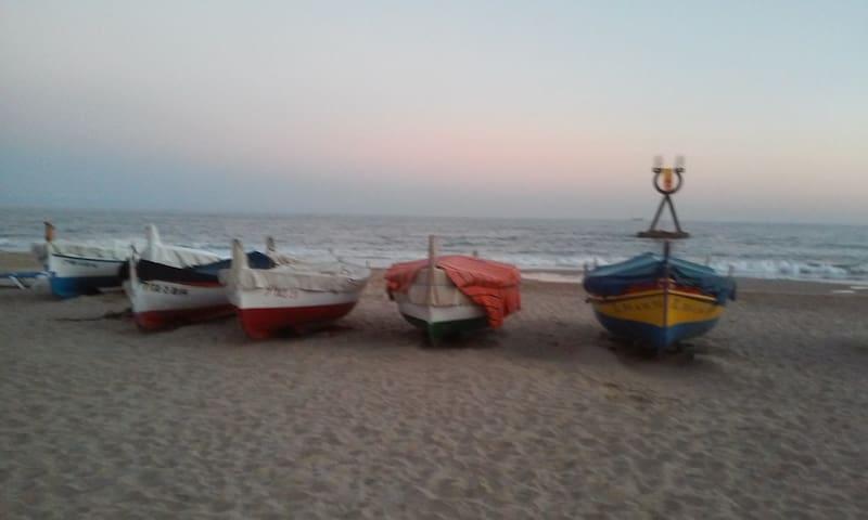 Sol y playa dorada - Torredembarra