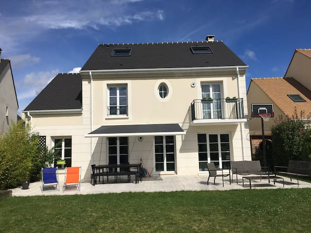 Location maison - House for rent Ryder Cup 2018