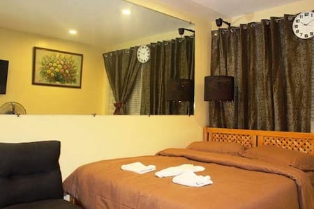 Cozy Studio Hotel-like Condo unit - Baguio - Condominium
