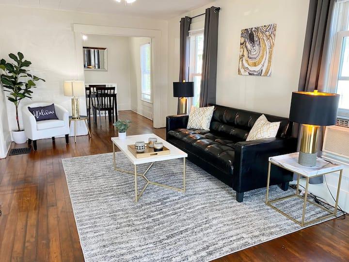 Beautiful 2BR Home | WPAFB and WSU