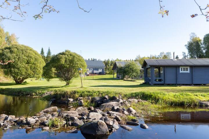 Villa Honkala - Laadukas huvila 12 hlö