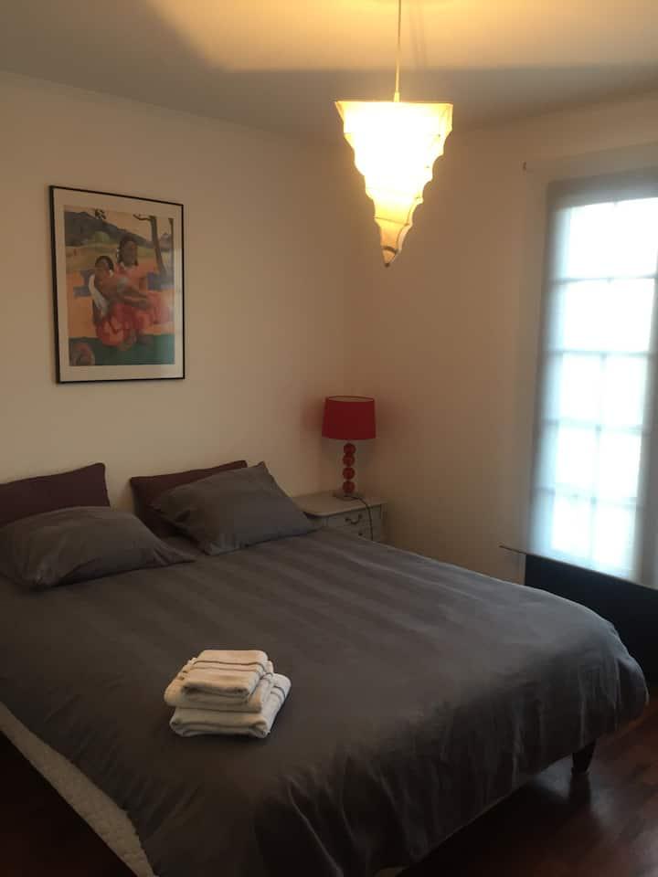Chambre J confort pres de Lux ville