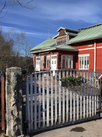 Nice Old Farm House with 2 bedrooms at countryside - Uusikaupunki - Talo