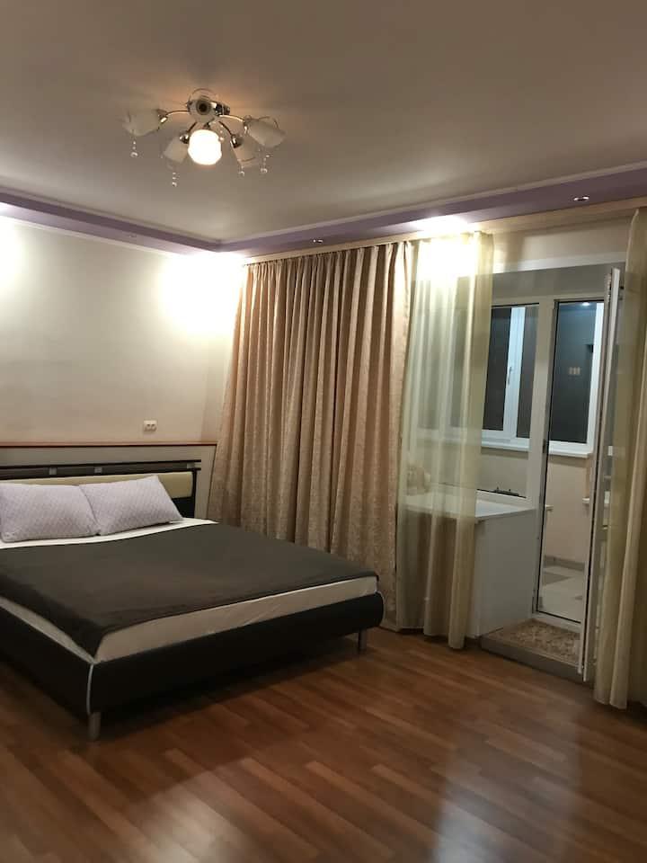 Apartment on Pushkina 109