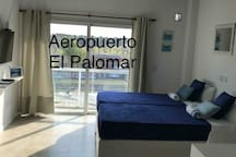 (Confort+Vistas) Para2 Aeropuerto El Palomar WIFI