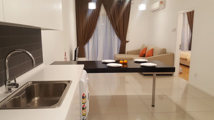 Cozy Apartment near shopping malls - Petaling Jaya - Apartemen