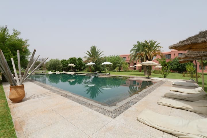 Beautiful luxury villa with huge pool in Paradise - Marrakesh - Casa de camp