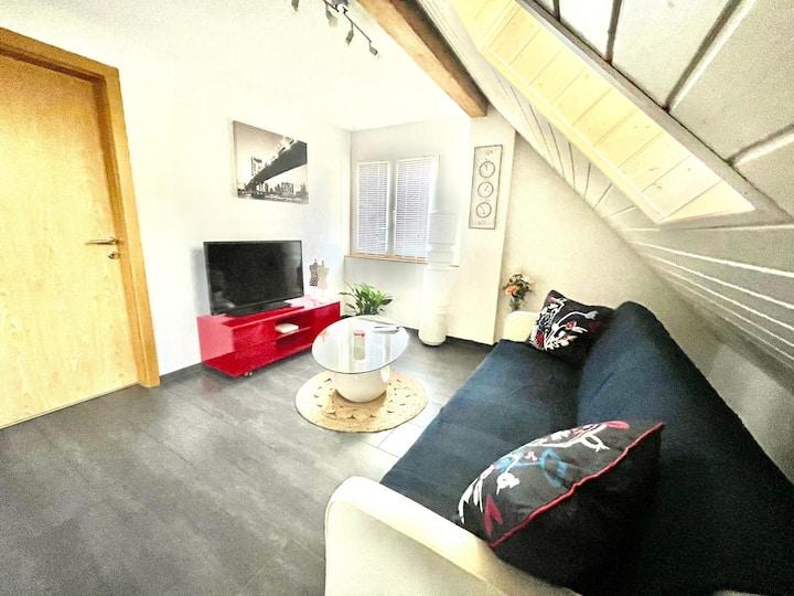 Super appartement harmonieux et calme!
