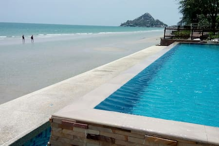 Seaview apartment@Huahin beach. - Hua Hin